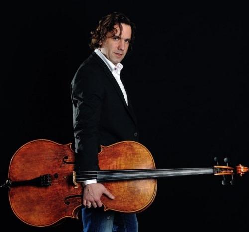 Justus Grimm, Violoncello