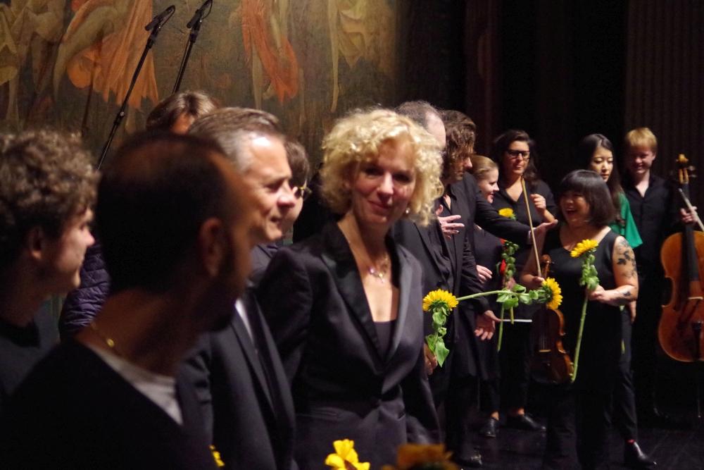 30.9.2018 – Konzert: Wieder ging eine wunderbare und erlebnisreiche Festivalwoche ... (Foto: Christine Tröger)