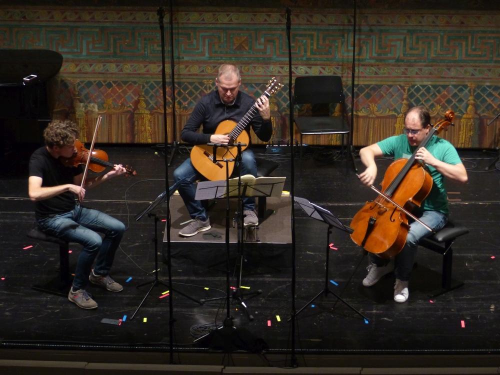 Festival 2018 – Extra: Duos und Trios (Foto: Franz Mader)