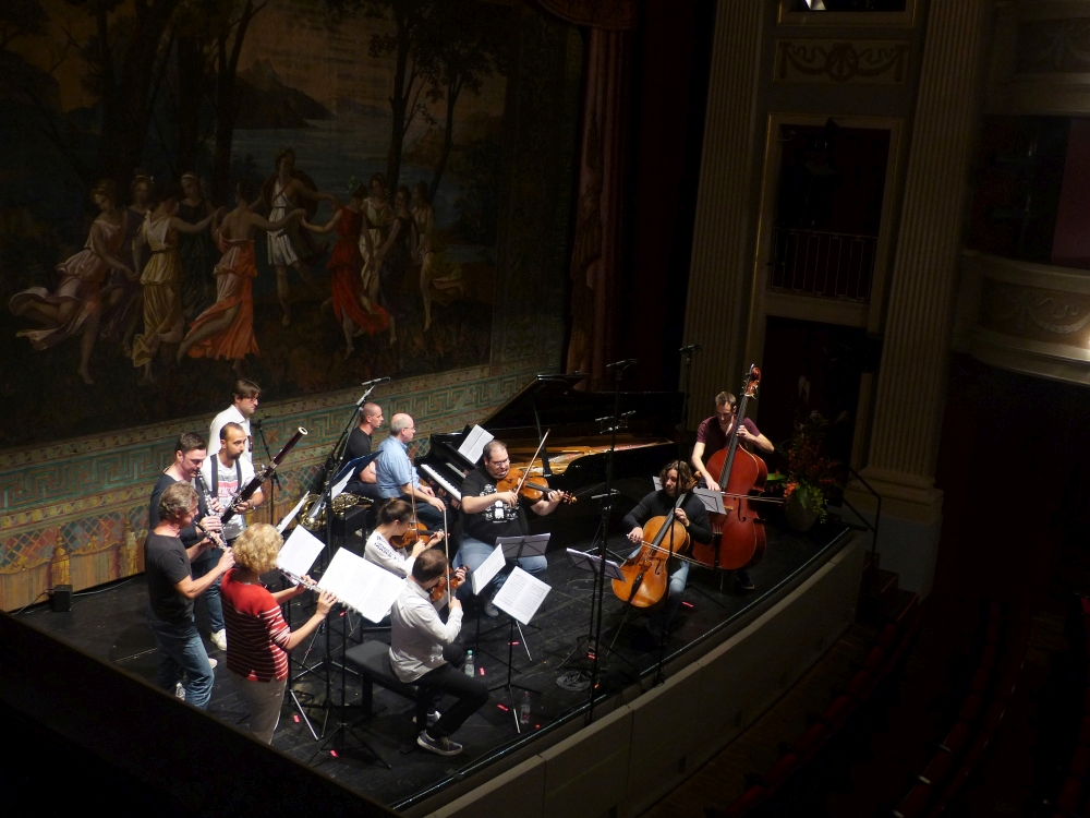 Festival 2018 – Extra: Ensembles (Foto: Franz Mader)